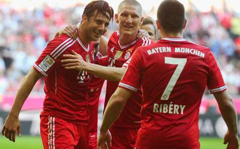 Kỷ lục thắng liên tiếp của Bayern bị chặn đứng