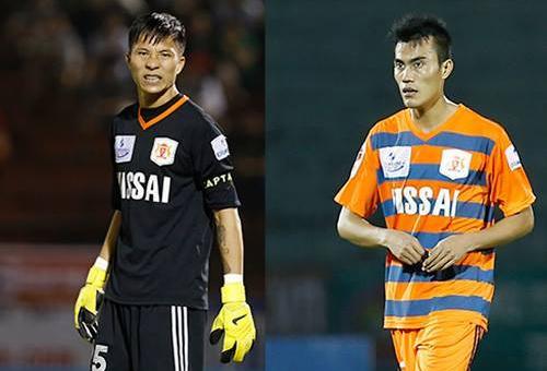 Ninh Bình tạm ngừng sử dụng hai tuyển thủ quốc gia