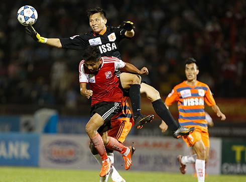 Các cầu thủ Ninh Bình đặt độ hơn một tỷ đồng