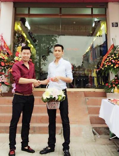 Đào Mạnh Thắng dồn sức kinh doanh, quên nỗi đau tình