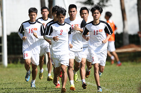Đội U19 Việt Nam tập trung, chuẩn bị sang Nhật Bản