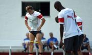 'Messi vùng Alps' khoe cơ bắp ngoại hạng