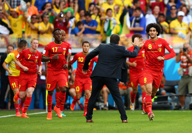 Thành công, thất vọng và sự kỳ quặc tại World Cup 2014