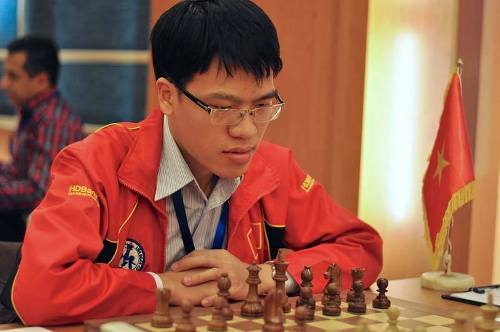 Việt Nam nối dài mạch thắng ở Olympiad cờ vua thế giới