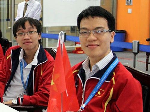 Tuyển cờ vua Việt Nam tụt sâu ở giải thế giới