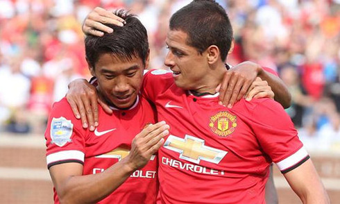 Van Gaal gạt bảy cầu thủ khỏi đội hình Man Utd