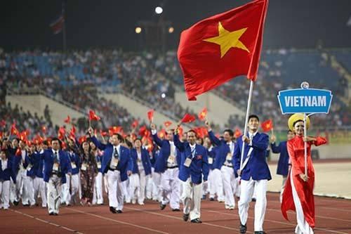 Thể thao Việt Nam dự Asiad 17 với 298 thành viên