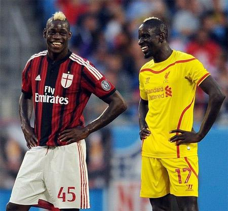 Liverpool cài điều khoản đề phòng Balotelli trở chứng