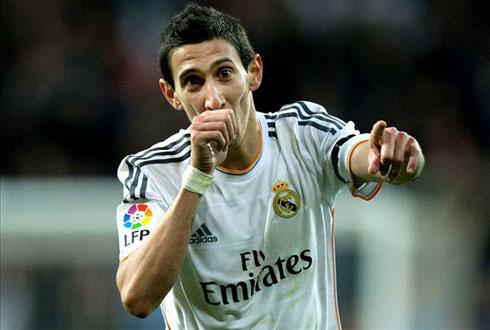Cựu vô địch thế giới xếp Di Maria trên Messi và Ronaldo