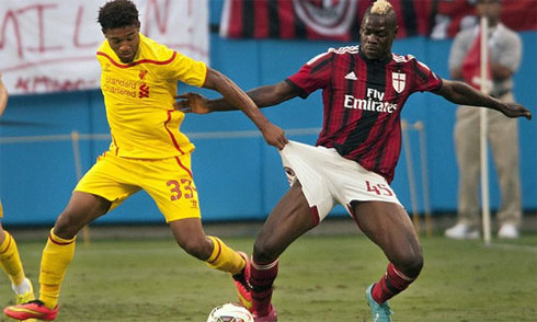 Balotelli ghi bảy bàn mỗi mùa là đủ giúp Liverpool gỡ vốn