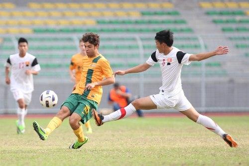 U19 Australia lên giây cót tinh thần trước ngày tái ngộ U19 Việt Nam