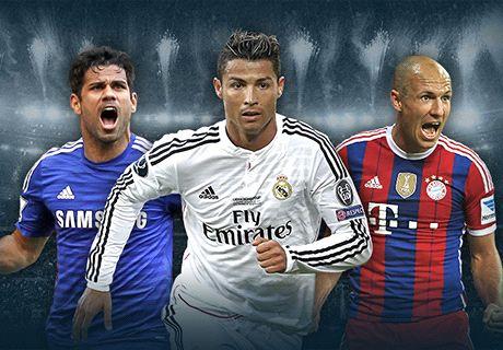 Bốc thăm vòng bảng Champions League: Man City tái ngộ Bayern