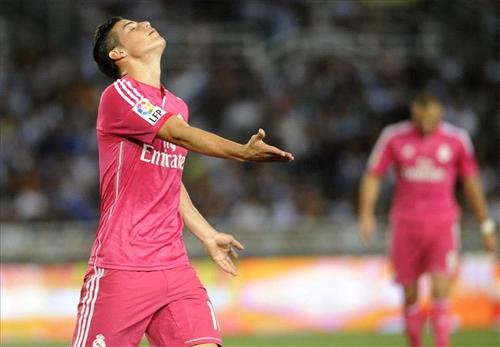 Real đại bại khi thiếu Ronaldo
