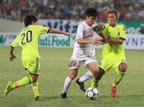 Trực tiếp bóng đá U19 Việt Nam và U19 Nhật Bản - Chung kết ngày 13/09/2014