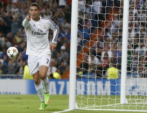 Real 5-1 Basel: Đương kim vô địch ra oai