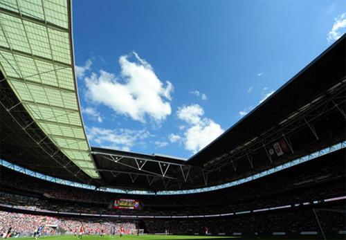 Sân Wembley giành quyền tổ chức chung kết Euro