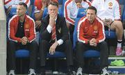 Van Gaal: 'Man Utd thua vì không biết kiểm soát thế trận'