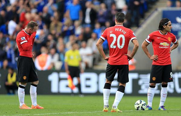 Leicester City 5-3 Man Utd: Thảm họa 22 năm