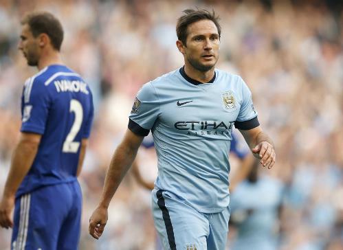 Lampard cảm xúc lẫn lộn khi phá lưới Chelsea