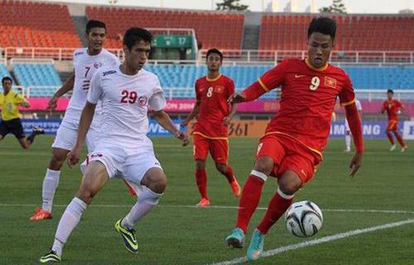 Olympic Việt Nam 1-0 Olympic Kyrgyzstan: Vượt qua giới hạn