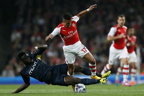 Arsenal bị loại từ vòng ba Cup Liên đoàn