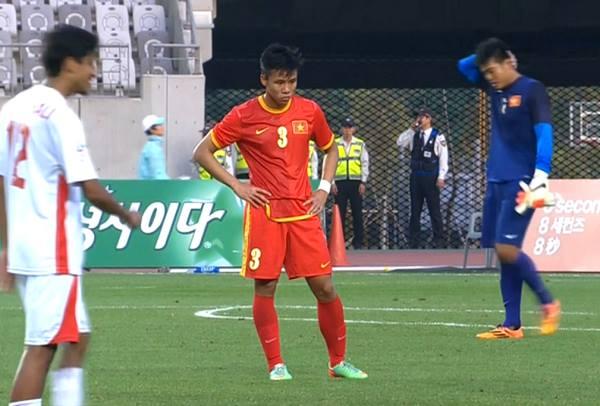 Olympic Việt Nam 1-3 Olympic UAE: Nuối tiếc và hy vọng