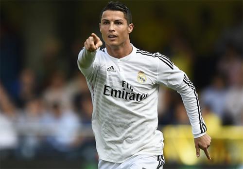 Real cấm Ronaldo nhắc đến Man Utd