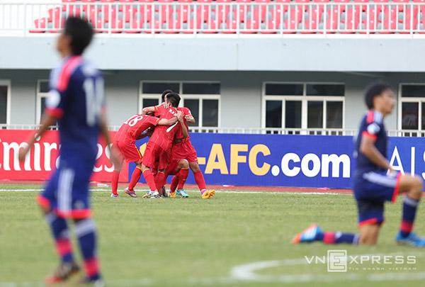 Video: U19 Việt Nam vs U19 Nhật Bản