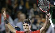 Federer lần đầu vô địch Thượng Hải Masters