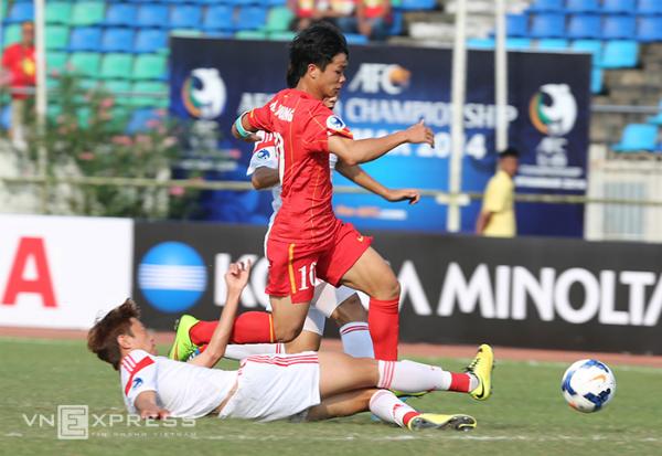 Video: U19 Trung Quốc vs U19 Việt Nam