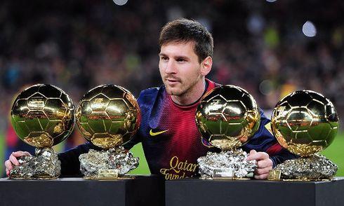 Chặng đường 10 năm làm nên một huyền thoại của Messi