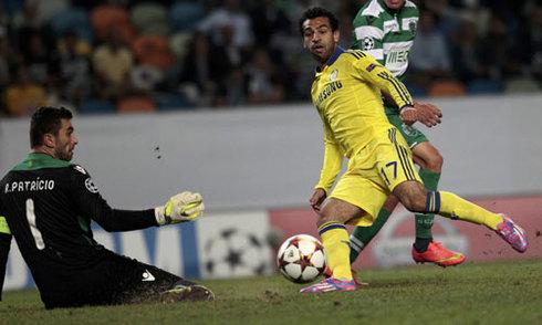 Chelsea - Maribor: Tập bắn trước đại chiến với Man Utd
