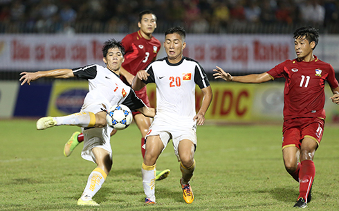 Video: U21 Việt Nam vs U21 Thái Lan