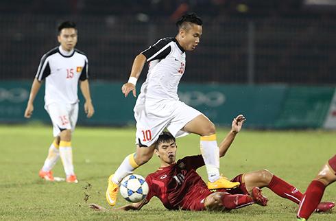 Thầy trò ông 'Giôm' đụng U21 Việt Nam ở bán kết