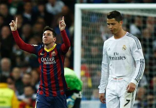 'Ronaldo chuẩn bị cho El Clasico tốt hơn Messi'