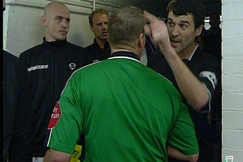 Roy Keane nhớ về thuở hằn học giữa Man Utd và Arsenal