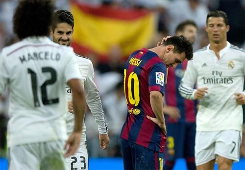 Ramos: 'Barca chẳng có cách nào chống lại Real'