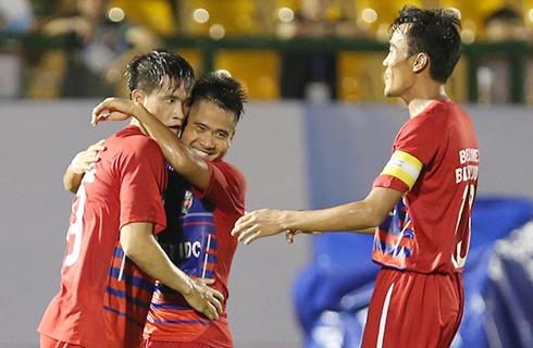 Becamex Bình Dương vs Ayeyawady United