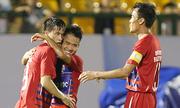 Công Vinh ghi bàn, Bình Dương vào chung kết Toyota Mekong Club Championship