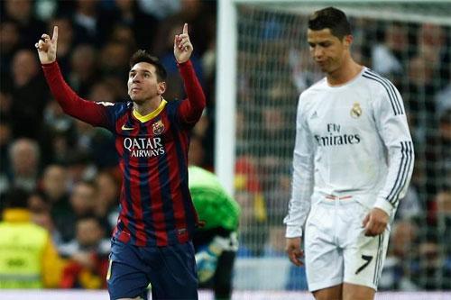 Capello: 'Ronaldo không khéo léo bằng Messi'