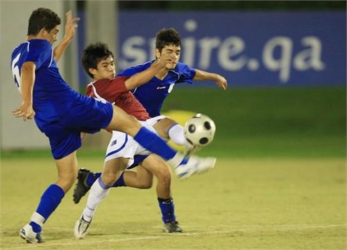 Thái Sung tủi thân khi nghĩ đến các cầu thủ U19 HAGL