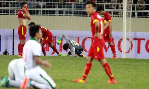 AFF Cup 2014: Việt Nam 2-2 Indonesia (kết thúc)
