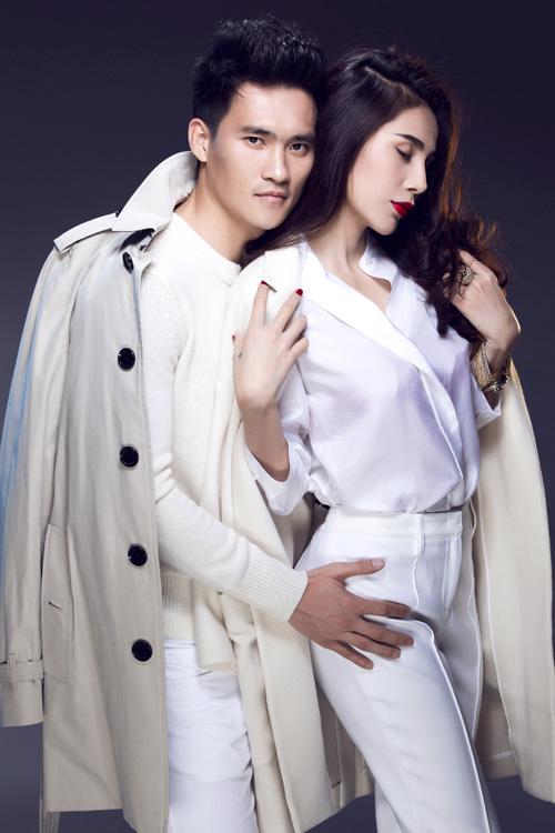 Công Vinh và Thuỷ Tiên đang chuẩn bị tổ chức đám cưới ở Nghệ An và Kiên Giang. Ảnh: TT