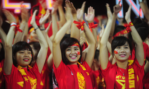 Tuyển Việt Nam và khi những đam mê trở lại