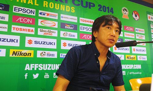 Miura chưa hài lòng dù tuyển Việt Nam đại thắng