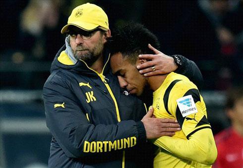 Dortmund tụt xuống bét bảng Bundesliga