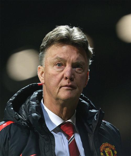 Van Gaal nổi đóa với lịch đấu của Man Utd