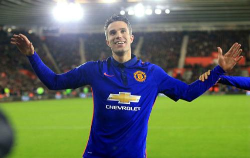 Southampton 1-2 Man Utd: Người hùng Van Persie