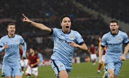 Man City hạ Roma, vượt qua vòng bảng Champions League