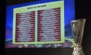 Liverpool, Inter xác định đối thủ ở vòng 1/16 Europa League
